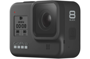 GoPro HERO8 Black with Remote and Suction Cup