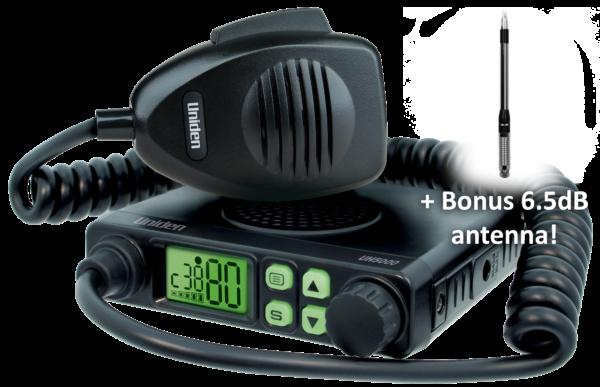UH5000 Angle RGB bonus ant
